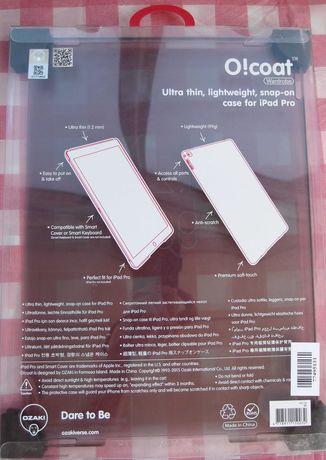 Чохол Ozaki O!Coat Wardrobe iPad Pro 12.9 Black (OC150BK). Новий