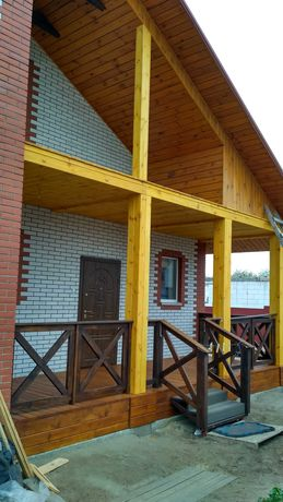 Строительство домов.  Ремонт и реставрация