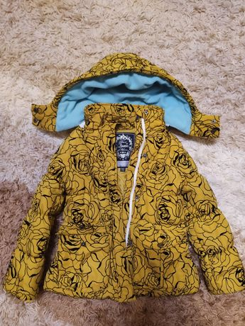 Куртка зимне-осенняя 104/110