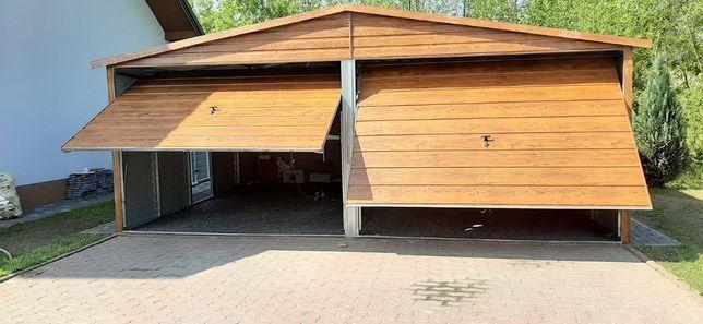 TANIE garaże bramy garażowe kojce dla psów hale wiaty schowki