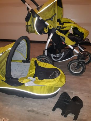 Wózek gondola plus spacerówka f. X lander