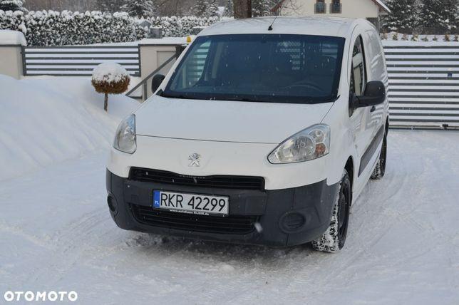 Peugeot Partner  Peugeot Partner 1.6 HDI EURO 5 * 3 osobowy* Avantage+ *PL*