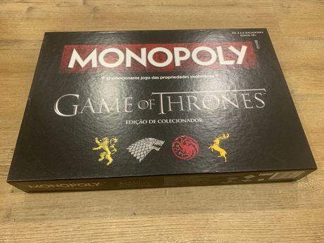 Monopoly  - Game of Thrones (Edição de Colecionador)