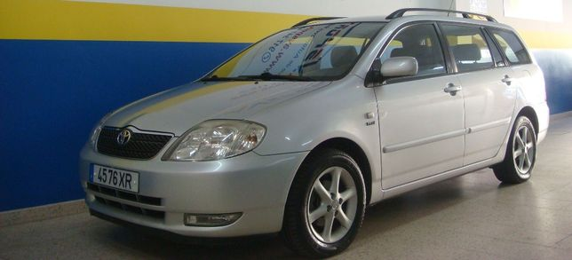 Toyota Corolla 1.4 VVTI Bi-fuel
