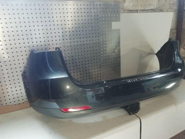 Zderzak Tył Tylny Seat Ibiza 4 lV 6J W Kolor LW7L 5-Drzwi