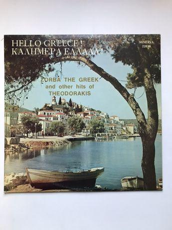 Zorba the greek winyl vinyl 1975 rok greckie wydanie unikat