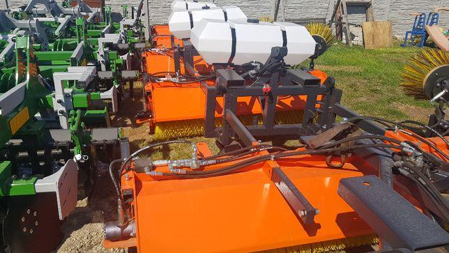 Zamiatarka 2,0m Metal-Technik - Zapewniamy transport