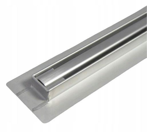 Трап для душа щелевой BW Tech Slim, из нержавеющей стали (50-120 см)