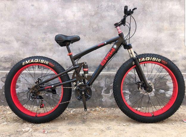 Велосипед фэтбайк ВМW