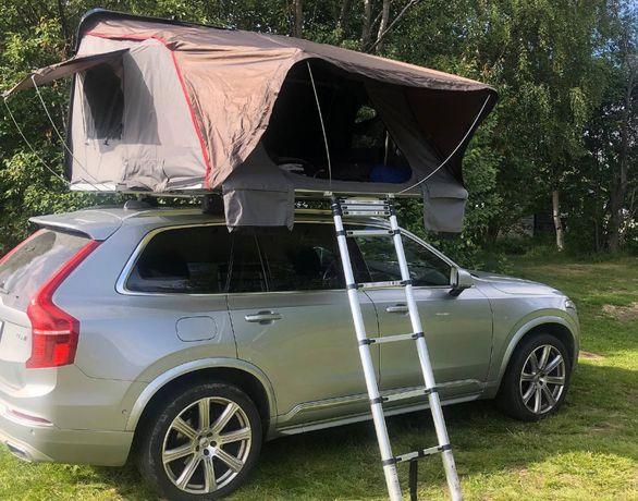 Namiot dachowy Kapsuła 4 od camp4wheels.pl