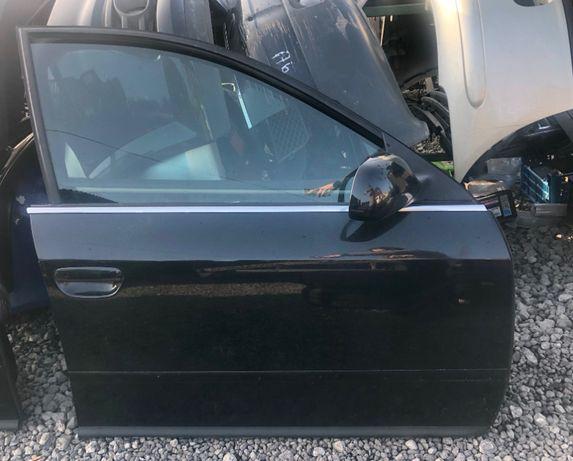 Audi A6 C5 Drzwi Prawy Przód Podnośnik Lusterko Zamek LZ9W