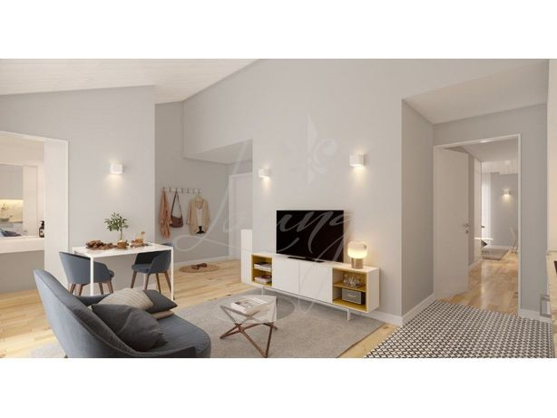 Apartamento T0+1 com Varanda– Fração F – Praia da Frente ...