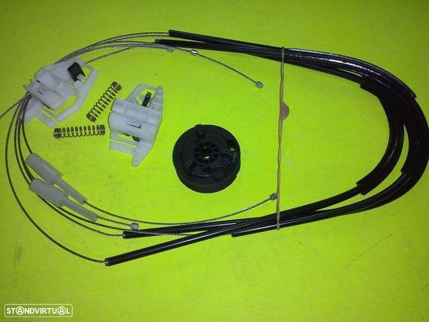 Kit de cabos para reparação do elevador do vidro porta ( PREÇO NA LISTA )