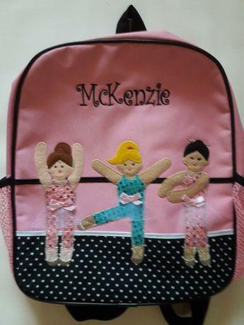 Крутой детский рюкзак mckenzie
