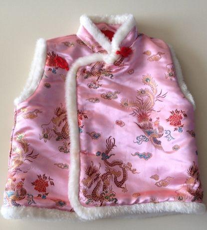 3-częściowy strój małej Japonki