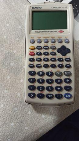 Calculadora cientifica Gráfica Casio