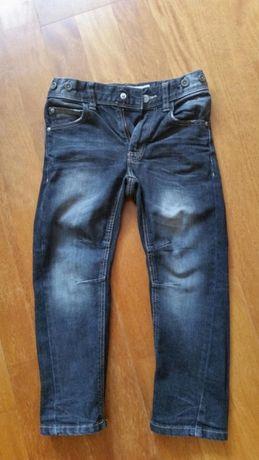 Spodnie dżinsowe rozm.98