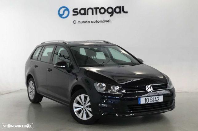 VW Golf Variant 1.6 TDi GPS Edition Frotas