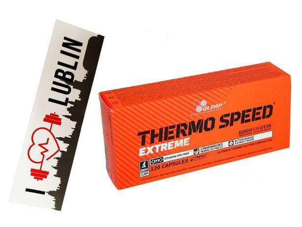 OLIMP Thermo Speed Extreme SPALACZ 120 kaps