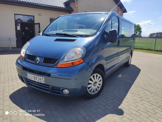 Renault Trafic 2005r 2.5D 140km