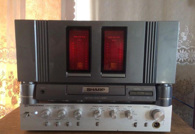 Усилитель Sharp SX8800H с колонками. Киев - изображение 1