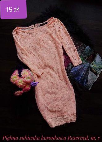 Tunika damska roz S