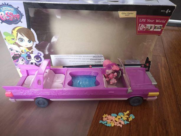 Samochód Pet shop J. Nowy