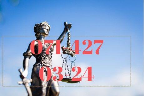 Юридические услуги все видов . Гражданские, уголовные, трудовые дела