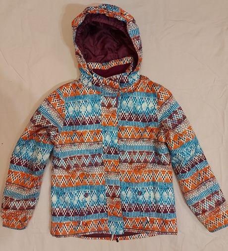 Детская зимняя лыжная термокуртка CRIVIT SPORT 146/152