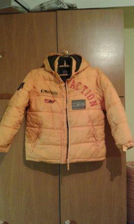 Куртка зимняя подростковая140-150рост