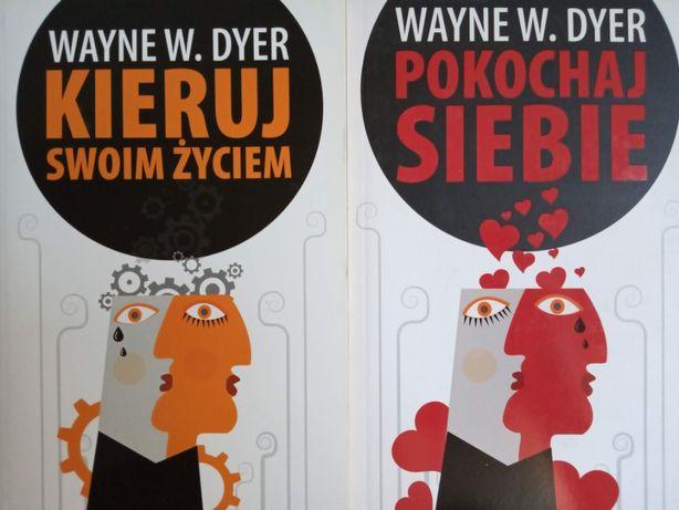 Poradniki Wayne W.Dyer - kieruj swoim życiem i pokochaj siebie