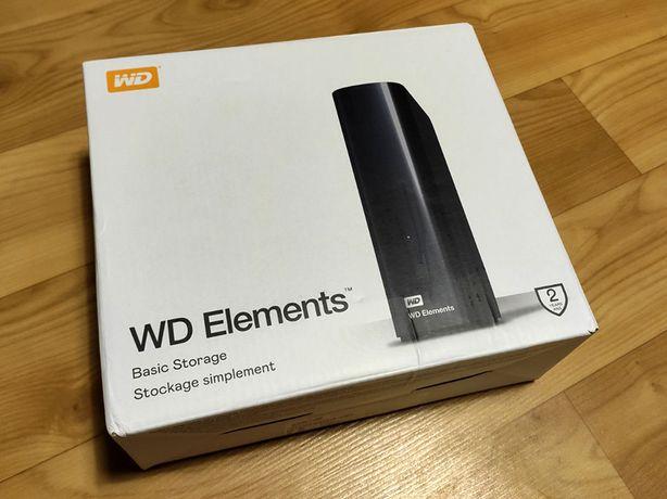 "Зовнішній HDD 4TB WD Elements 3,5"" USB 3.0 / Seagate ST4000VX007"