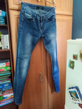 Spodnie jeansowe M