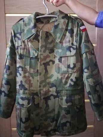 Mundur wojskowy do szkoły komplet plus kurtka