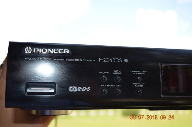 Tuneer Pioneer F-204 - piękny zadbany jak nowy.