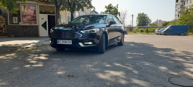 Ford Fusion. SE EcoBoost Full