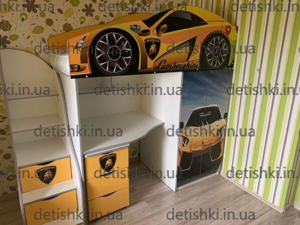 Кровать чердак г.Одесса+Бесплатная доставка по всей Украине прямо под
