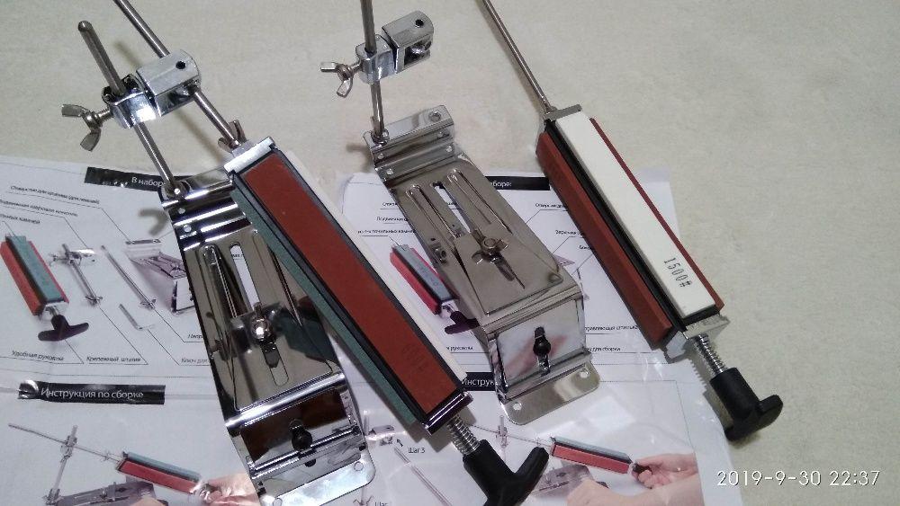 Металическая профессиональная точилка для заточки ножей, ножниц