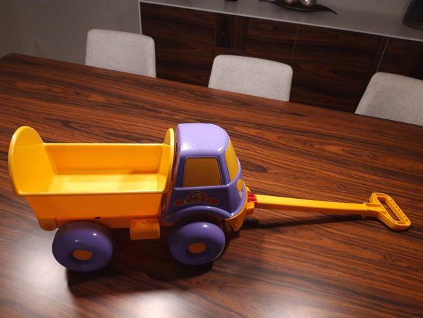Camião de plástico