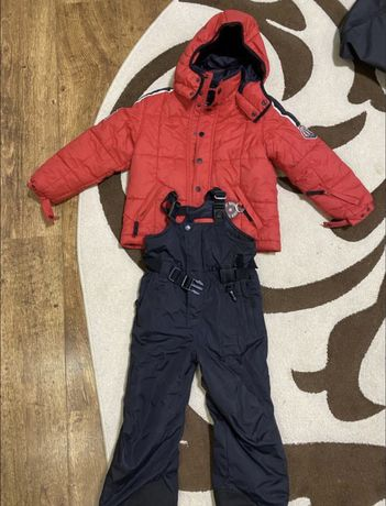 Лыжные штаны и куртка Poivre Blanc