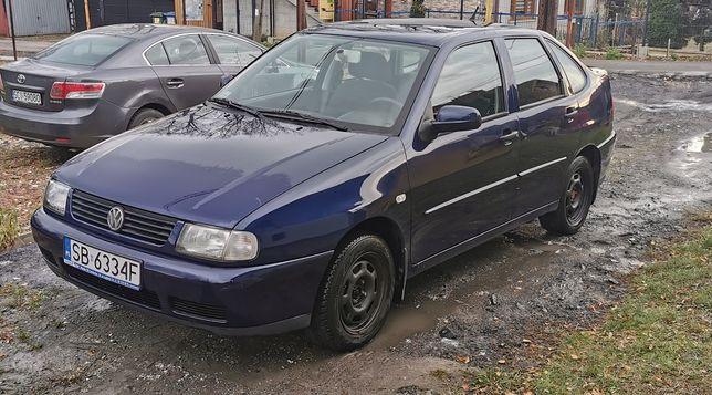 VW Polo Classic 1.6 benzyna, 2000r, 150 tys. przebiegu.