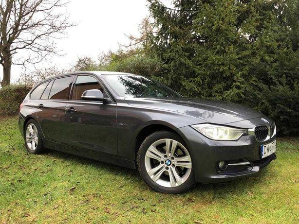 BMW 3 Kombi 320d 184 KM