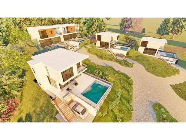 Lote de terreno Patã de Cima para construção de 5 moradias