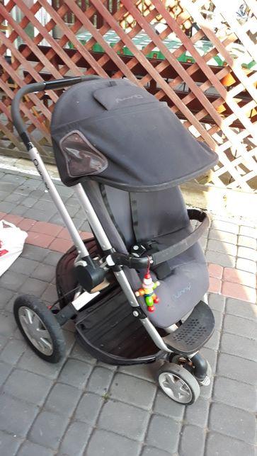 Wózek quinny buzz spacerówka spacerowy parasol folia 2 wkładki