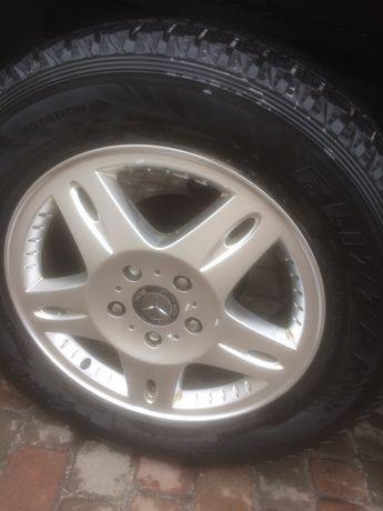 Колесо диск R18 5 / 130 покрышка 265/60R18 Mercedes G55