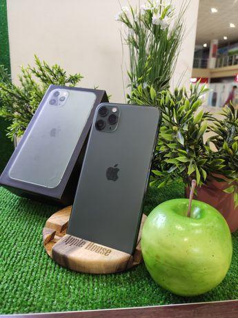 IPhone 11 Pro Max 64 Green Neverlock Гарантия до 12 мес Магазин