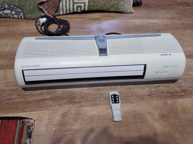 Настенный тепловентилятор