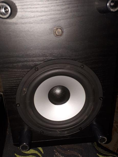 Sistema de som surround 5.1