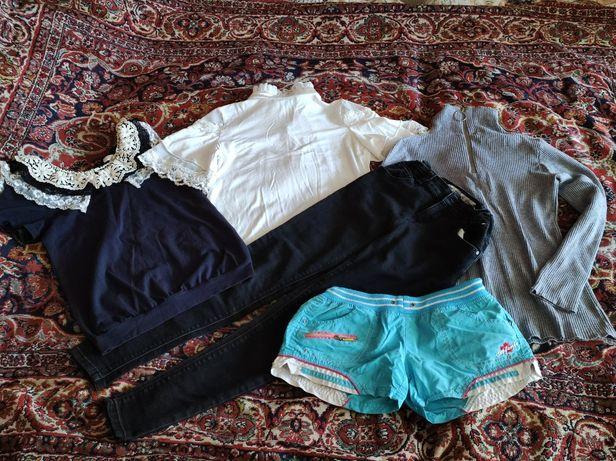 Одяг та взуття для дівчинки 9_10 років+подарунок!!! Зимова куртка
