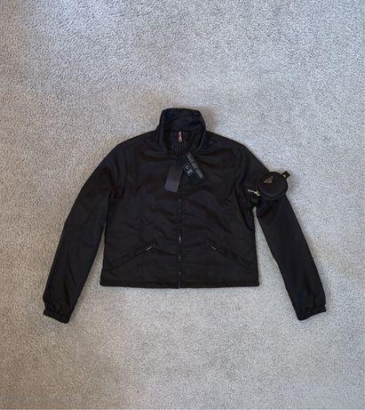 Prada Nylon куртка ветровка худи футболка